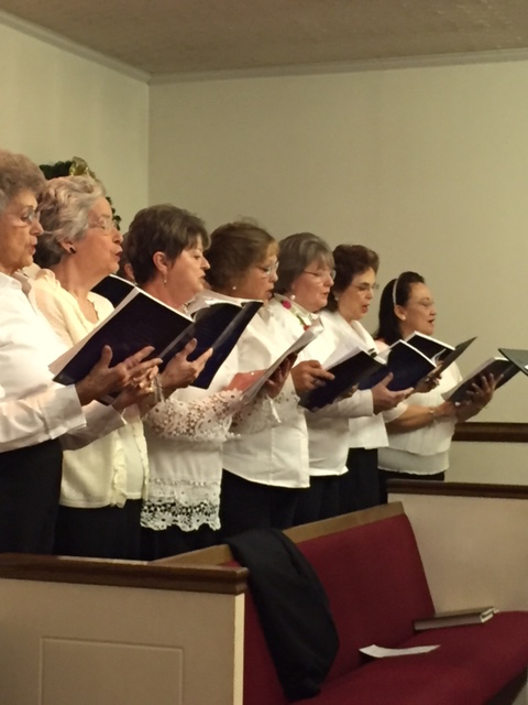 Antioch Choir